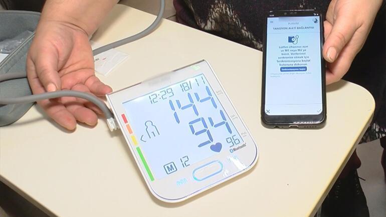 Şeker hastaları için evden çıkmadan doktor takibi sistemi geliyor