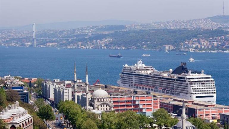 Akdenizin en iyi kruvaziyer rotası Türkiye