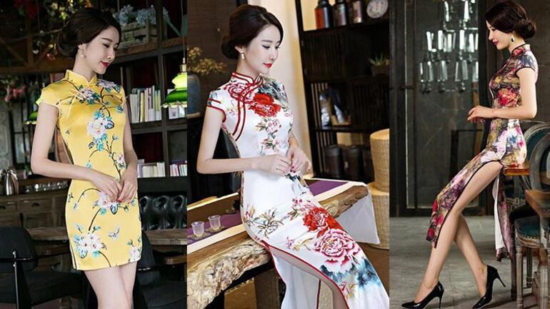 Çinden Gelen Moda: Qipao