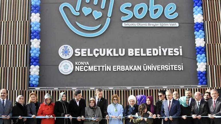 Emine Erdoğan: Otizm görülme olasılığı 68de 1e ulaştı