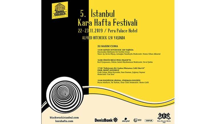 5. Kara Hafta İstanbul Festivali başlıyor