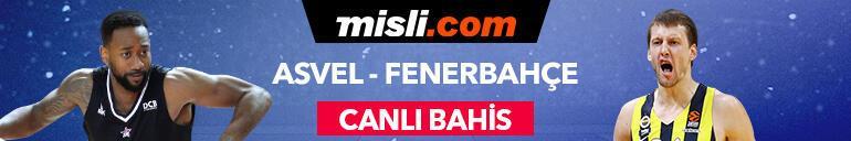 Asvel - Fenerbahçe Beko maçı canlı bahis heyecanı Misli.comda