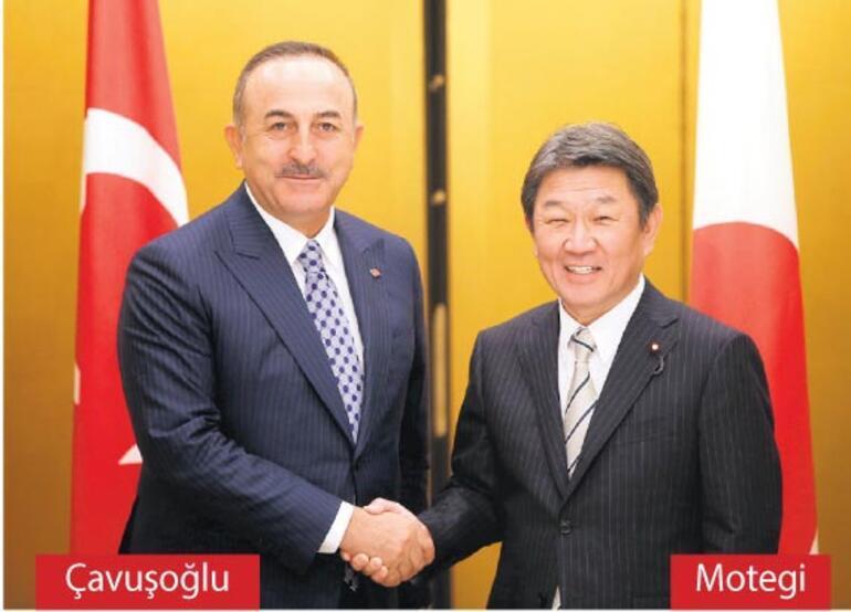 Çavuşoğlu'ndan Motegi'ye anlaşma mesajı
