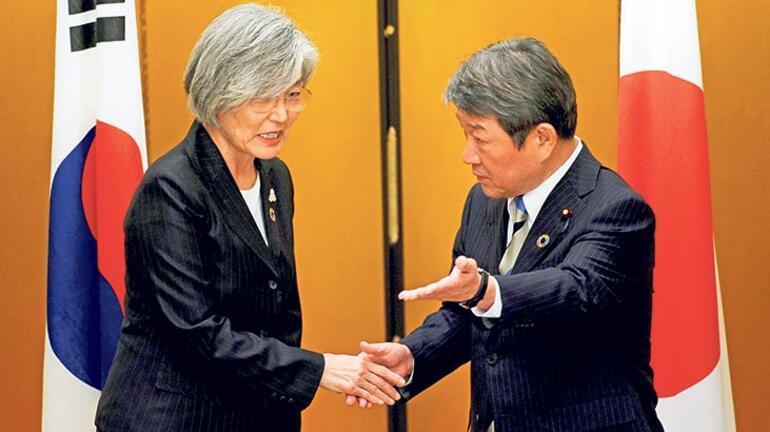 Japonya ve Güney  Kore yumuşaması
