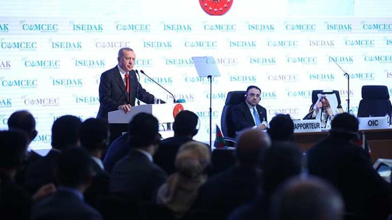 Cumhurbaşkanı Erdoğandan İslam dünyasına Arnavutluk çağrısı