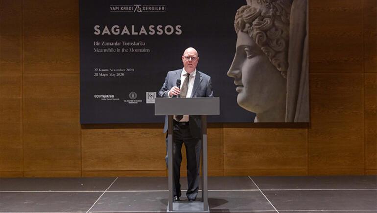 Bir Zamanlar Toroslarda: Salagassos sergisi açıldı