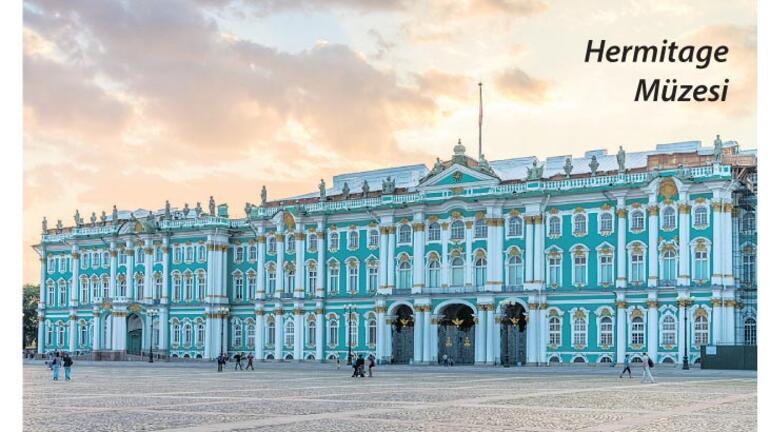 St. Petersburg izlenimlerim