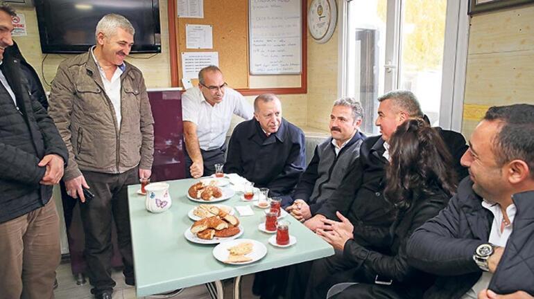 Erdoğan, Çorum ve Maraş'ı hatırlattı: Bu işaretler ülkemizi bölmek için