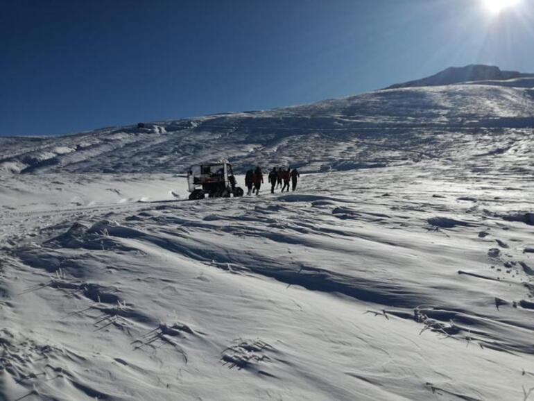 Son dakika | Kayıp dağcılarla ilgili yeni gelişme: Ayak izlerine rastlanıldı