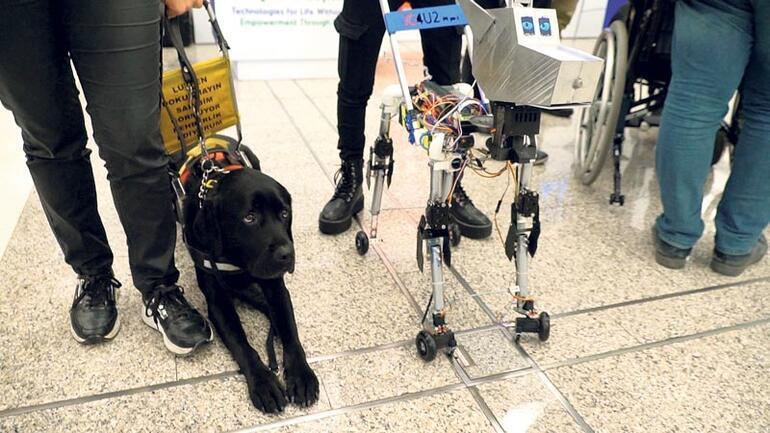 Yaşamı kolaylaştıran robotlar görücüye çıktı