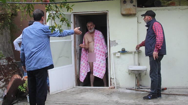 Komşular sesleri duyunca polisi aradı Sebep ise kahvaltı...