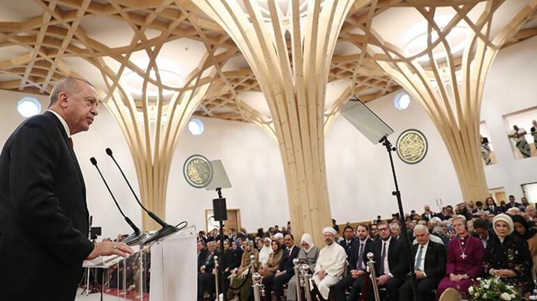 Londradan dünyaya net mesaj İslami terör yaftasını kabul etmiyoruz