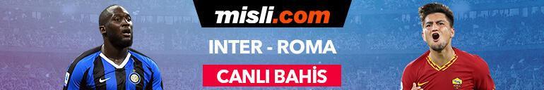 Inter - Roma maçı canlı bahis heyecanı Misli.comda