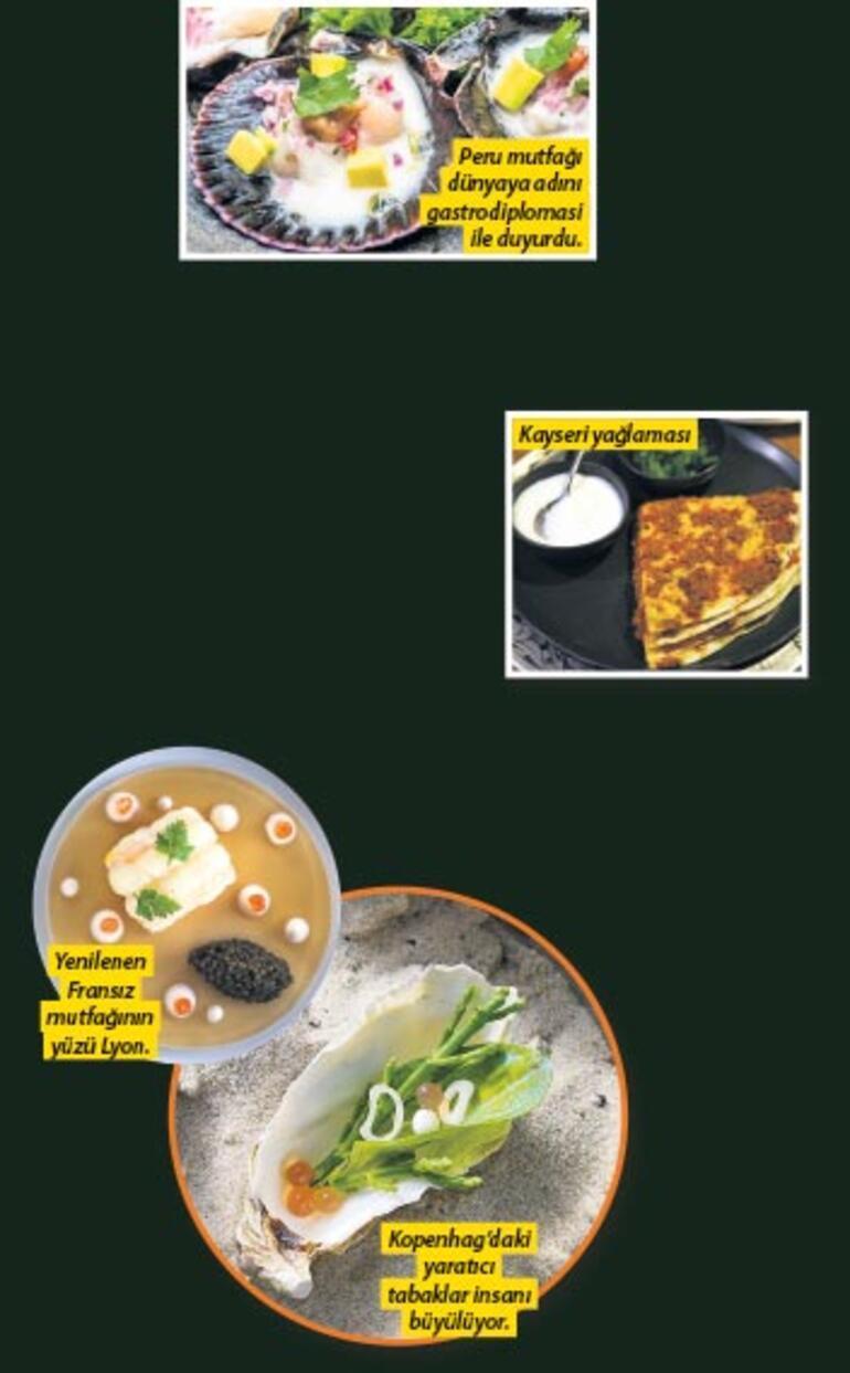 Yemeği güzel her şehir gastronomi turizmi yapabilir mi