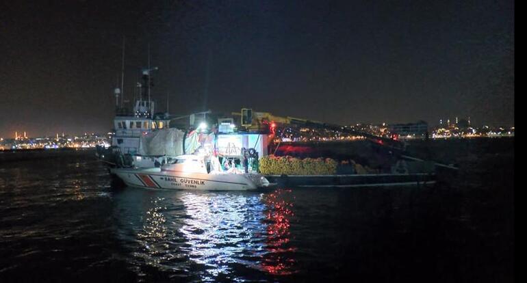 İstanbulda balık operasyonu 13 ton ele geçirildi