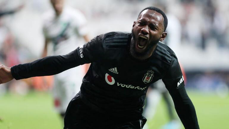 Beşiktaşta NKoudou 2 hafta yok