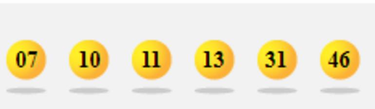 Açıklandı Sayısal Loto çekiliş sonuçları - Çekilişte çıkan numaralar