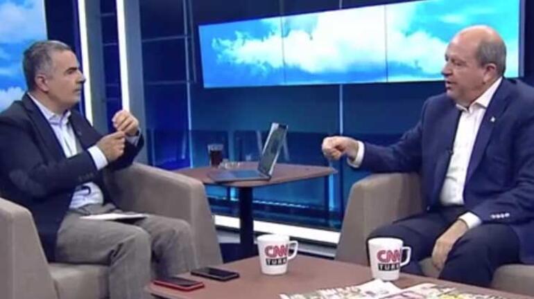 KKTC Başbakanı Tatardan CNN Türkte önemli açıklamalar
