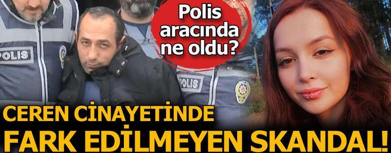 Ceren Özdemirin katili Özgür Arduç ile ilgili yeni detay