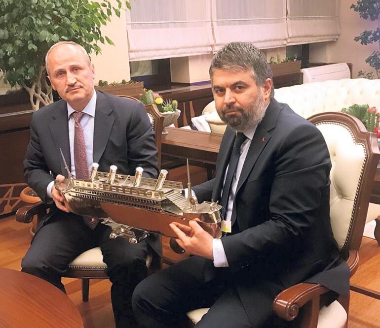 İstanbul Boğazı 70 bin geçişi  kaldırmaz