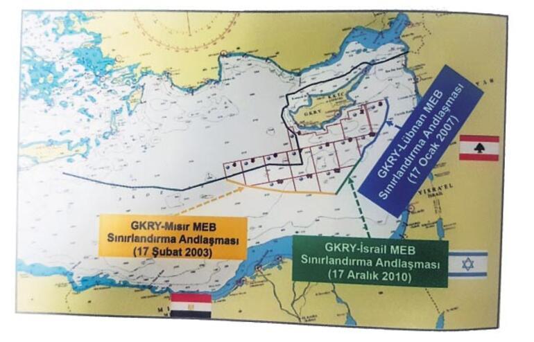 Doğu Akdeniz hazinesi