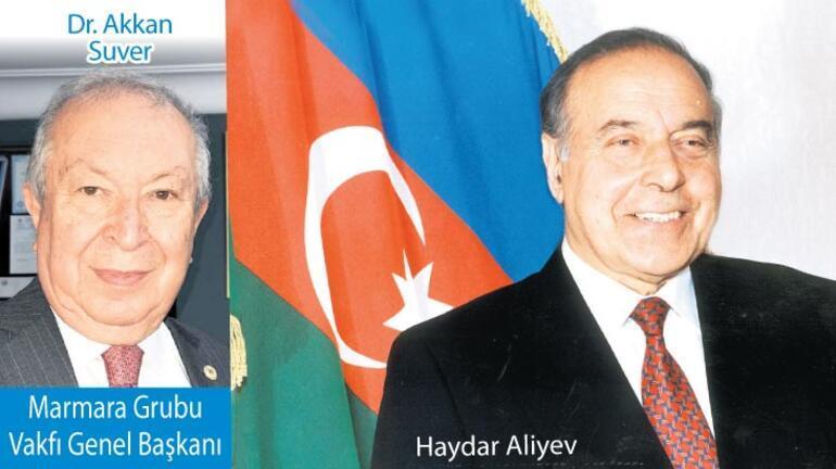 Haydar Aliyev'in uzak görüşlülüğü