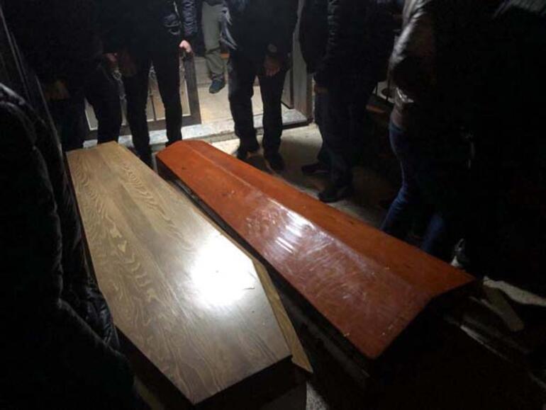 Ankarada çok acı olay Hamile anne ile kızı banyoda ölü bulundu