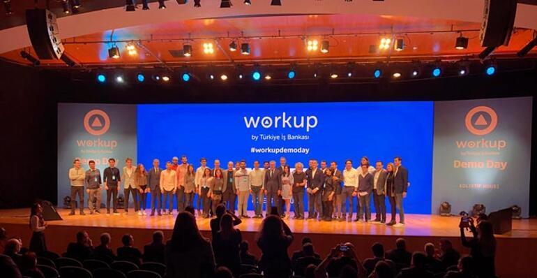 Workup 5. dönem girişimleri mezun oldu