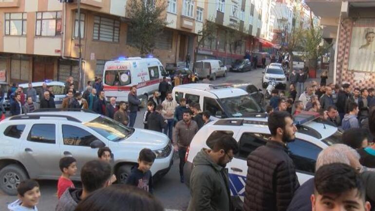 Son dakika...İstanbulda alarm Polise ateş açıldı