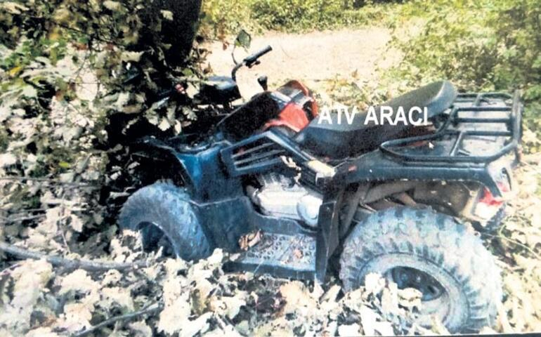 ATV kazasında  yargılanan yok