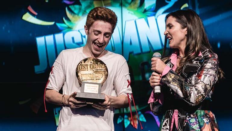 Umutcan Tütüncü Just Dance 2019 Dünya Şampiyonasını anlattı
