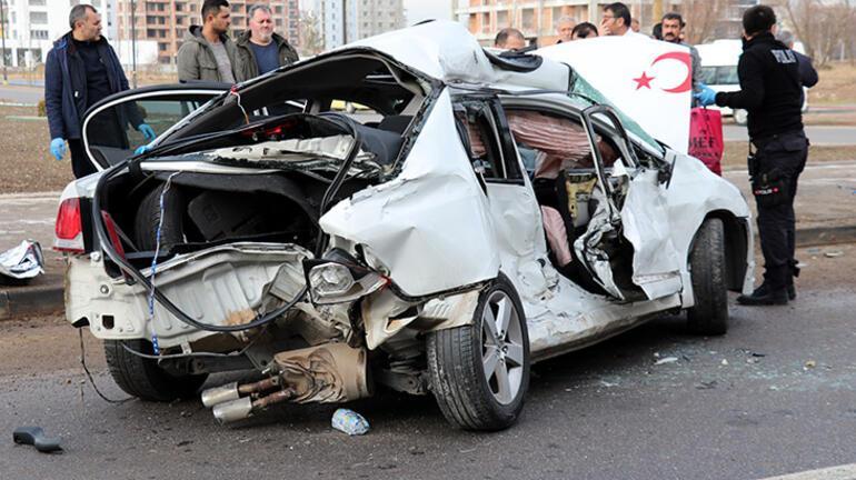 TBMM görevli polis memuru trafik kazasında öldü