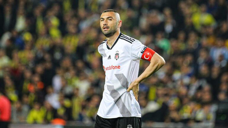 Son dakika - Beşiktaşa Burak Yılmaz şoku