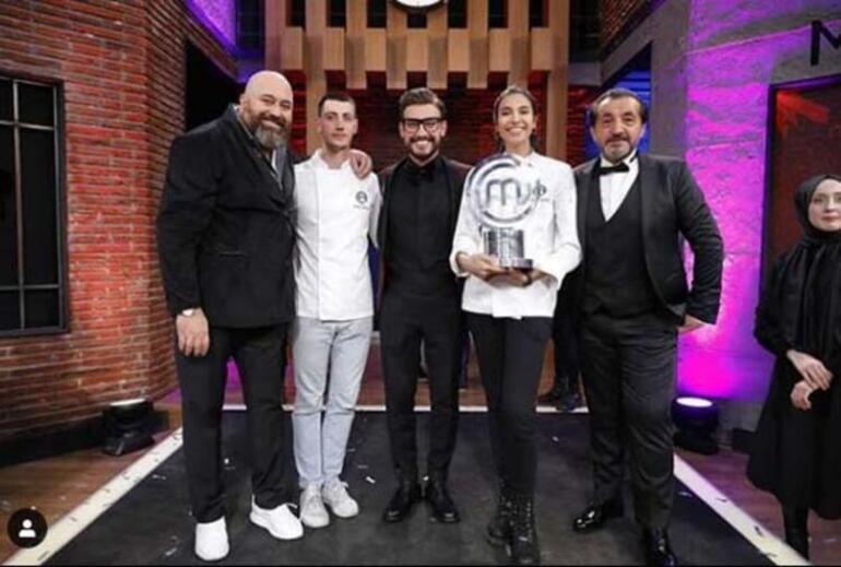 MasterChefte şampiyon kim oldu MasterChefte Alican ve Cemre ne kadar puan aldı İşte büyük ödül...