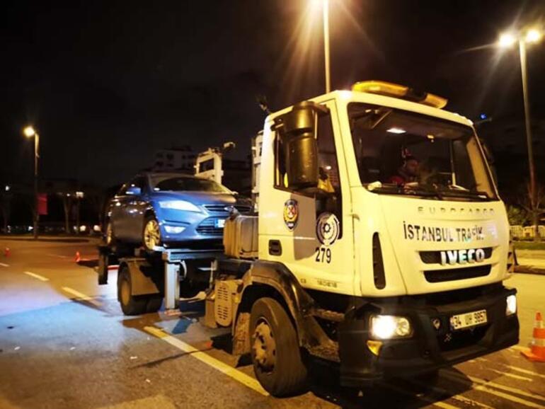 İstanbulda 2020 yılının ilk trafik denetimi