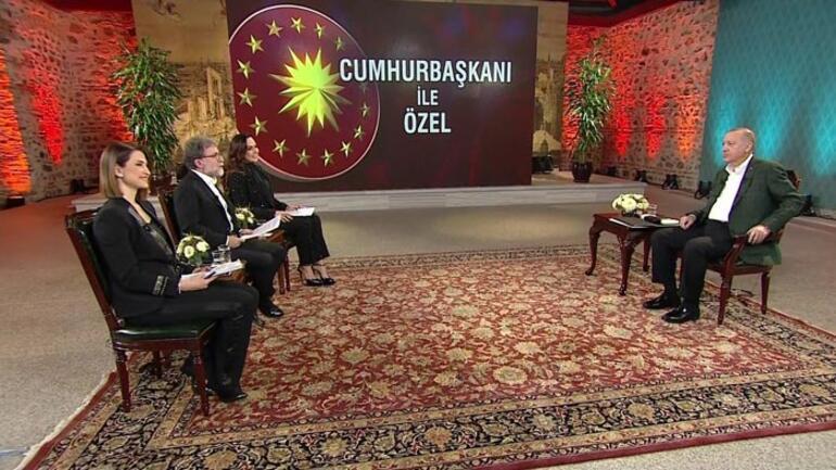Son dakika   Cumhurbaşkanı Erdoğandan CNN TÜRK-Kanal D ortak yayınında önemli açıklamalar