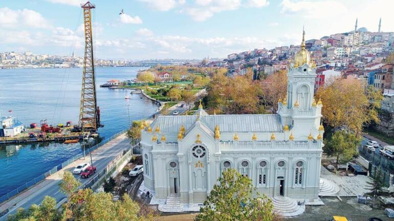 Demir Kilise'ye  300 bin ziyaretçi
