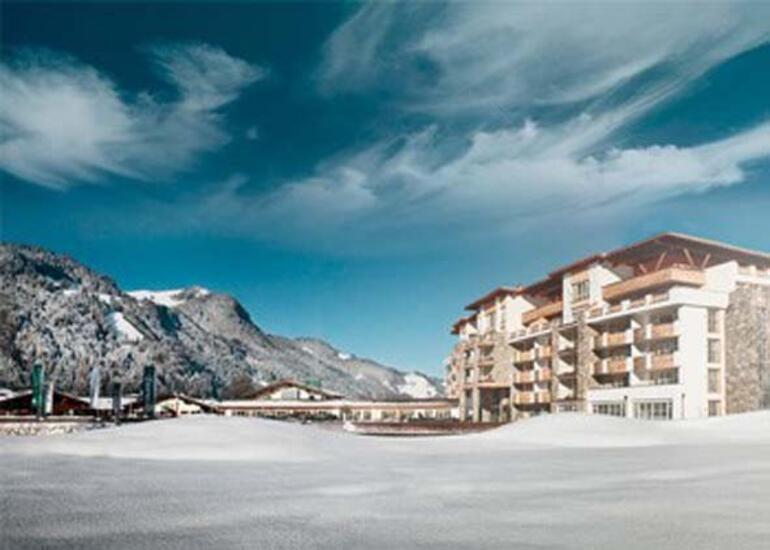 Kış tatili için otellere indirim fırsatı