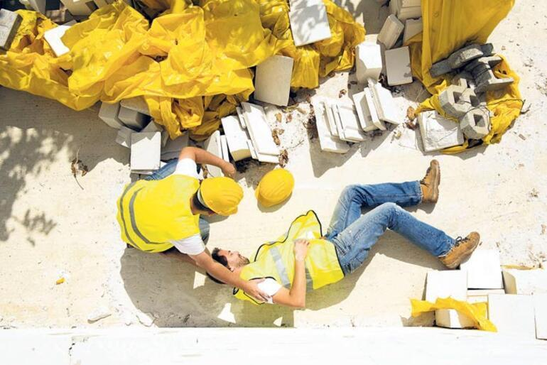 İş kazası geçirene SGK'nın şefkat eli
