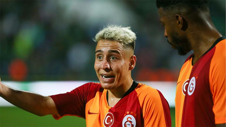 Galatasaray transfer haberleri   İstenmeyen adam Emre Mor...