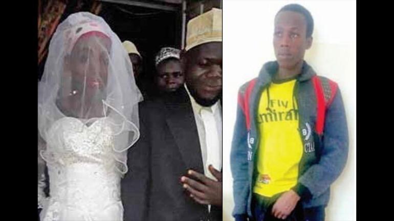 Yeni evli imama şok Karısının erkek olduğu ortaya çıktı