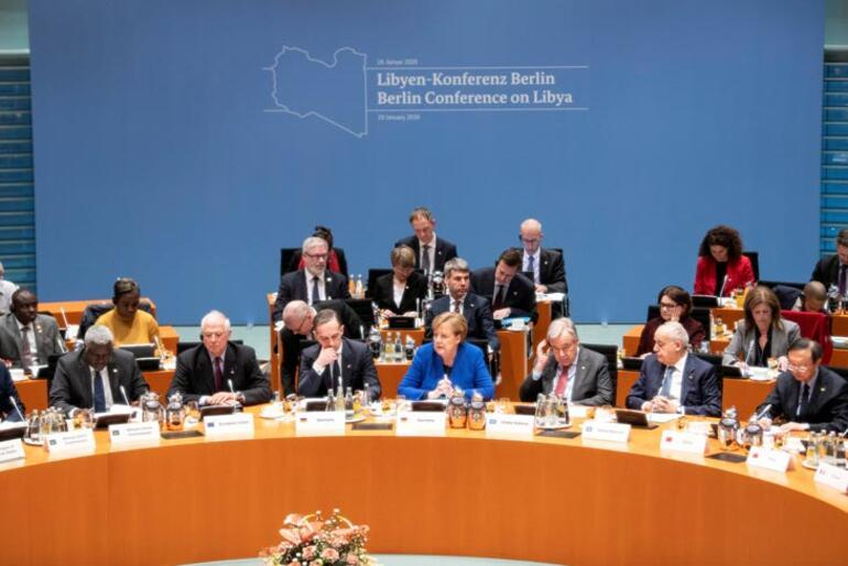 Libya Konferansının sonuç bildirgesi çok kritik 55 maddeden oluştu