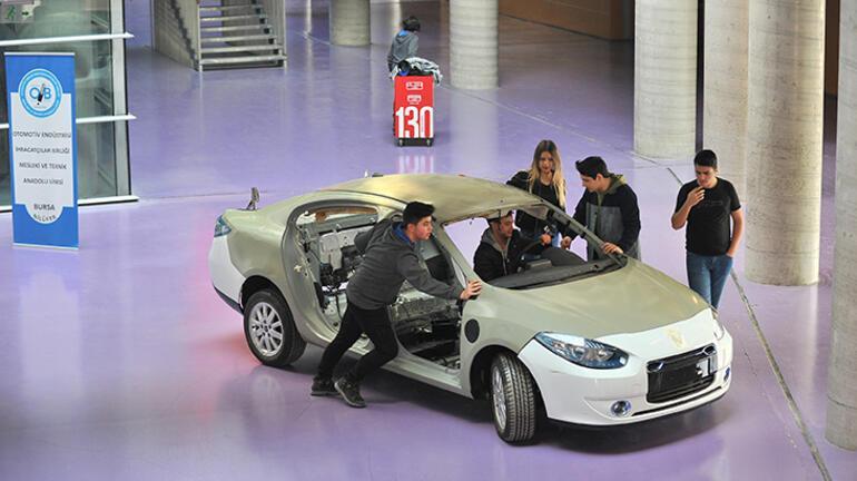 Yerli otomobilin teknik eleman ihtiyacını bu okul sağlayacak