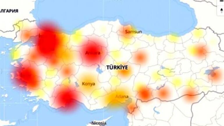 Türk Telekomdan son dakika internet çöktü mü açıklaması: Internet neden yok, erişim neden yavaşladı Google ÇÖKTÜ MÜ DNS ayarı...