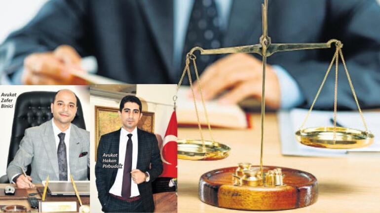 Hukuksal konulara profesyonel çözümler
