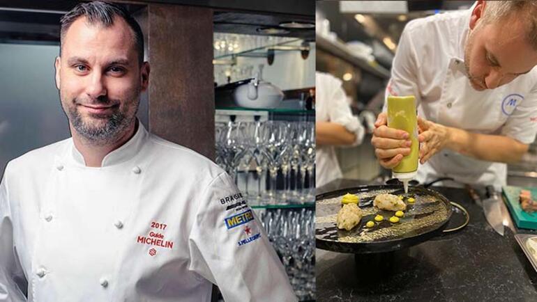 Michelin Yıldızlı Alman şef Michael Riemenschneider Türkiye'de restoran açmaya hazırlanıyor