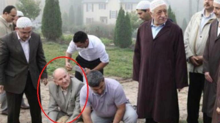Bekmezci, fotoğraflara rağmen FETÖ elebaşıyla görüştüğünü kabul etmedi