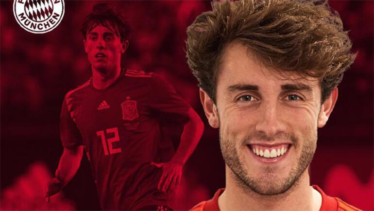 Son dakika transfer haberleri | Odriozola kiralık olarak Bayern Münihte...