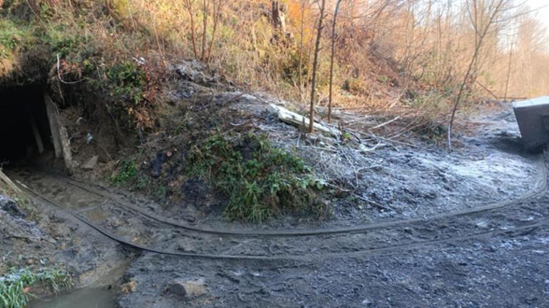 Son dakika   Zonguldakta 35 kaçak ocak, dinamitle imha edildi