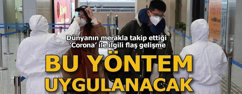 Dünya korkuyor Şimdi de Nepalde ortaya çıktı hem de yeni tip koronavirüs